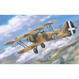 Морской истребитель-биплан Hawker Fury  ВВС Югославии (AMO72140) Масштаб:  1:72