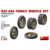 MA35112  GAZ – AAA  Family Wheels set (Авто)