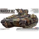 Немецкая боевая машина пехоты Marder 1A2 (TAM35162) Масштаб:  1:35