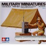 Немецкая палатка с солдатом (TAM35074) Масштаб:  1:35