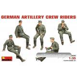 Немецкие артиллеристы (MA35040) Масштаб:  1:35