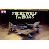 Немецкий Focke-Wulf Fw190 A-3 (TAM60766) Масштаб:  1:72