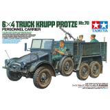 Немецкий грузовик Krupp Protze 1 ton (6x4) (TAM35317) Масштаб:  1:35