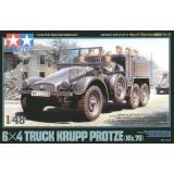 Немецкий грузовик Krupp Protze (Kfz.70) (TAM32534) Масштаб:  1:48