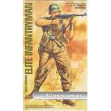 Немецкий пехотинец элитного подразделения (TAM36303) Масштаб:  1:16