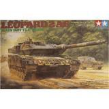 Немецкий танк Леопард 2 A6 (TAM35271) Масштаб:  1:35