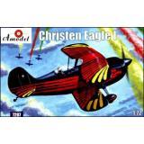 Одноместный спортивный самолет Christen Eagle I (AMO7287) Масштаб:  1:72