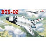 Орбитальный корабль BTS-02 (AMO72027) Масштаб:  1:72