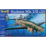 Патрульный бомбардировщик Hudson Mk. I/II (RV04838) Масштаб:  1:72