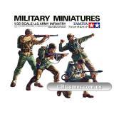 Пехота армии США (TAM35013) Масштаб:  1:35