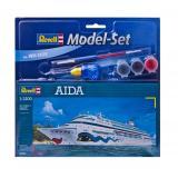 Подарочный набор с круизным кораблем Aida (RV65805) Масштаб:  1:1200