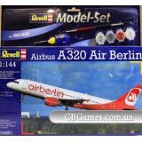 RV64861  Model Set Аэробус Airbus A320 AirBerlin