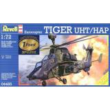 Разведывательно-ударный вертолет Еврокоптер Тайгер UHT (RV04485) Масштаб:  1:72