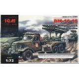 ICM72581  BM-14-16 Soviet rocket volley system