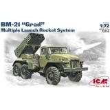 ICM72714  BM-21 'Grad' Soviet rocket system