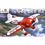 Самолет Gee Bee Super Sportster R2 (AMO72114) Масштаб:  1:72