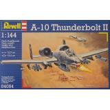Штурмовик A-10A Thunderbolt (RV04054) Масштаб:  1:144