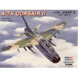 Штурмовик A-7k Corsair II (HB87212) Масштаб:  1:72