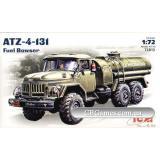 ICM72813  Zil-131 Soviet fuel truck
