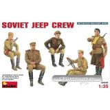 MA35049  Soviet jeep crew (Фігури)