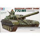 Советский танк T72M1 (TAM35160) Масштаб:  1:35