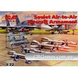 ICM72212  Soviet Air-to-Air aircraft armament