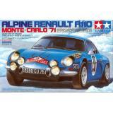 Спортивный автомобиль Alpine Renault A110 Monte-Carlo ' 71 (TAM24278) Масштаб:  1:24