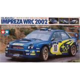 Спортивный автомобиль Субару Импреза WRC 2002 / Subaru Impreza WRC 2002 (TAM24259) Масштаб:  1:24