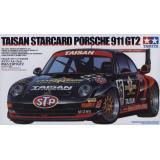 Спортивный автомобиль Taisan Starcard Porsche 911 GT2 (TAM24175) Масштаб:  1:24
