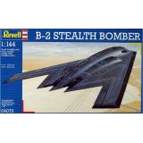 Стратегический бомбардировщик Нортроп B-2 (RV04070) Масштаб:  1:144