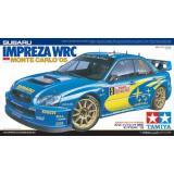 Субару Импреза WRC 2005 / Subaru Impreza WRC 2005 Monte-Carlo (TAM24281) Масштаб:  1:24