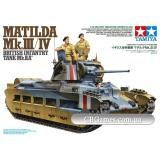 Танк Matilda Mk.III/IV (TAM35300) Масштаб:  1:35