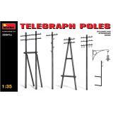 MA35541A  Telegraph poles