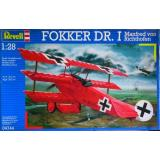 Триплан Fokker Dr. I