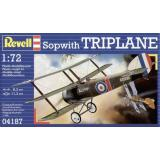 Триплан Sopwith Triplane (RV04187) Масштаб:  1:72