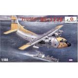 Военно-транспортный самолет Fairchild HC-123B