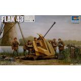 Зенитная установка FLAK 43 (TR02311) Масштаб:  1:35
