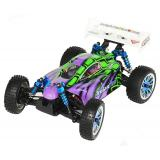 Автомобиль HSP Racing Troian Brushless Buggy 1:16 RTR 280 мм 4WD 2,4 ГГц (94185TOP)