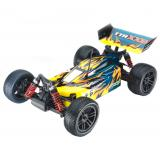 Автомобиль Thunder Tiger Sparrowhawk XXB Brushless Buggy 1:10 RTR 394 мм 4WD 3CH 2,4 ГГц (6542-F281)
