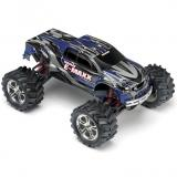 Автомобиль Traxxas E-Maxx EVX Monster 1:10 RTR 518 мм 4WD 2,4 ГГц (39036-1 Blue)