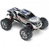 Автомобиль Traxxas E-Maxx EVX Monster 1:10 RTR 518 мм 4WD 2,4 ГГц (39036-1 Silver)