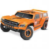 Автомобиль Traxxas Slash Dakar Short Course 1:10 RTR 568 мм 2WD 2,4 ГГц (58044-1 Orange)