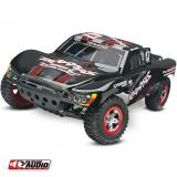 Автомобиль Traxxas Slash Short Course 1:10 RTR 568 мм OBA 2WD 2,4 ГГц (58034-2 Black)