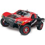 Автомобиль Traxxas Slayer Pro Nitro Short Course 1:10 RTR 598 мм 4WD 2,4 ГГц (59076-1 Red)