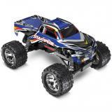 Автомобиль Traxxas Stampede XL-5 Monster 1:10 RTR 413 мм 2WD 2,4 ГГц (36054-1 Blue)