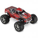 Автомобиль Traxxas T-Maxx 3,3 Nitro Monster 1:10 RTR 539 мм 4WD 2,4 ГГц (49077 Red)