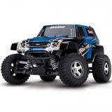 Автомобиль Traxxas Telluride Monster 1:10 RTR 425 мм 4WD 2,4 ГГц (67044-1 Blue)