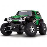 Автомобиль Traxxas Telluride Monster 1:10 RTR 425 мм 4WD 2,4 ГГц (67044-1 Green)