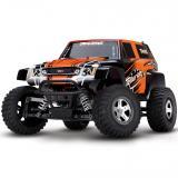 Автомобиль Traxxas Telluride Monster 1:10 RTR 425 мм 4WD 2,4 ГГц (67044-1 Orange)
