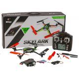 Квадрокоптер р/у 2.4Ghz WL Toys V636 Skylark с камерой (WL-V636c)